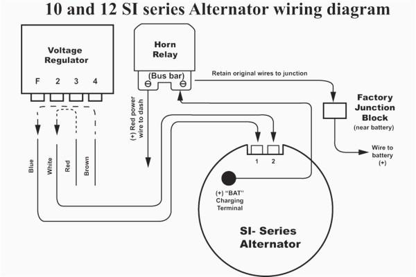 4 Wire Voltage Regulator Schematic