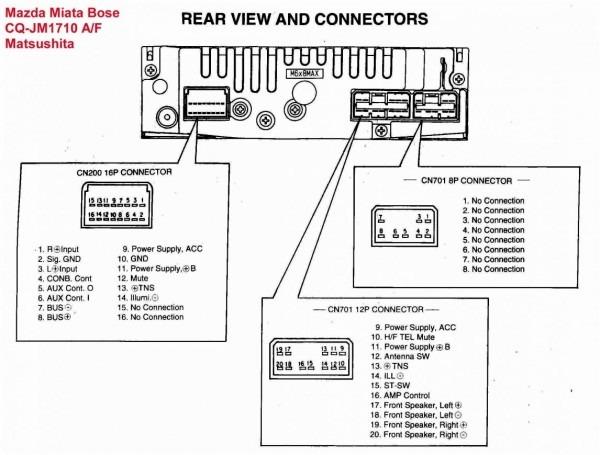 Clarion Db165 Wiring Diagram