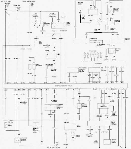 Home Telephone System Wiring