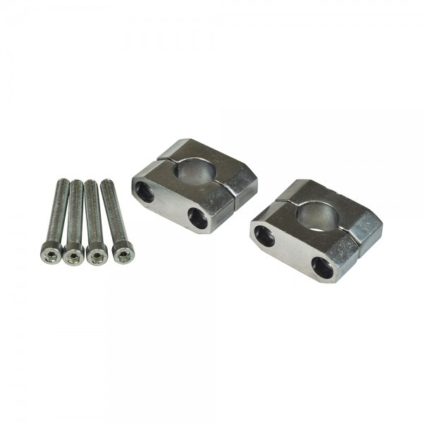 Handlebar Clamps For The Razor Dirt Quad, Mx350, Mx400, Mx500