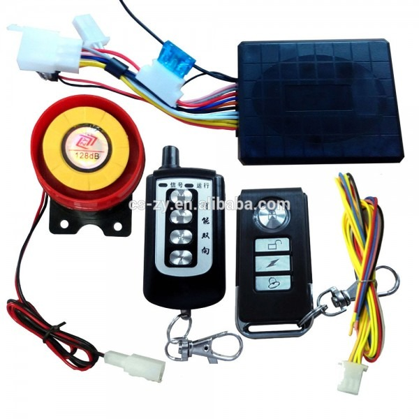 Monster Alarm System Microprocessor Motorcycle Alarm System