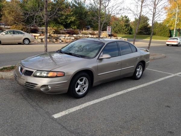 My 2001 Pontiac Bonneville   Your Ride  Pics And Videos