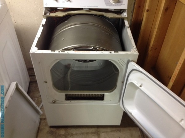 """Ge Dryer """"pinches"""" Clothes – How To Repair – Diy Metal Fabrication"""