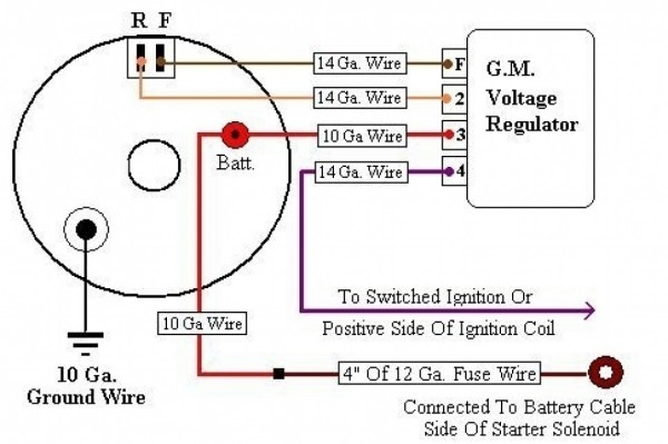 How To Wire A Voltage Regulator