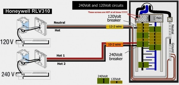 Cadet Heater Wiring Diagram