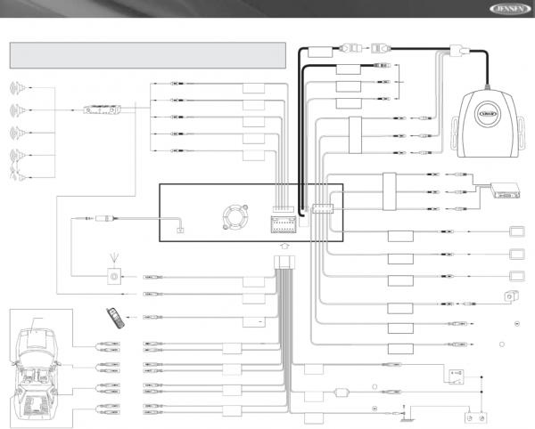 Jensen Uv10 Wiring Diagram