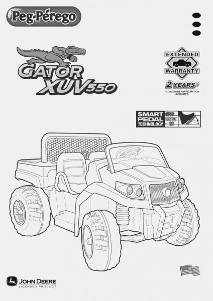 Perego Gator Manual