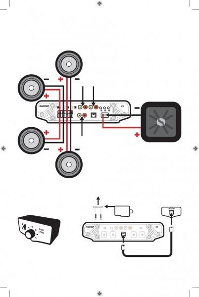 Kicker Zx300 1 Wiring Diagram