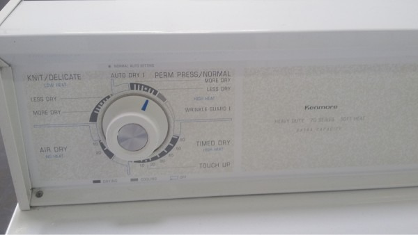 Kenmore Heavy Duty 70 Series Gas Dryer  Out Of Stock