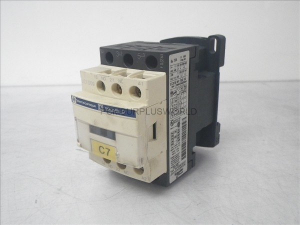Lc1d09 Telemecanique Square D Contactor 25a 690v (used And Tested