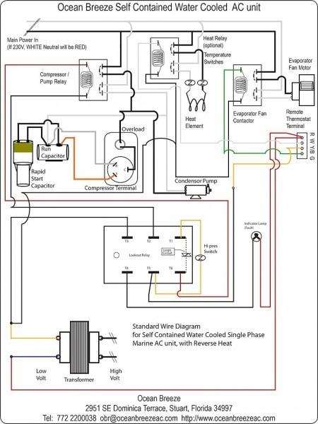 Sanyo Split Ac Wiring Diagram