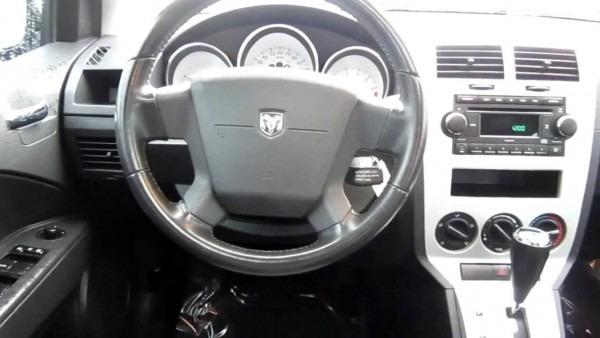 2008 Dodge Caliber Sxt, Gray