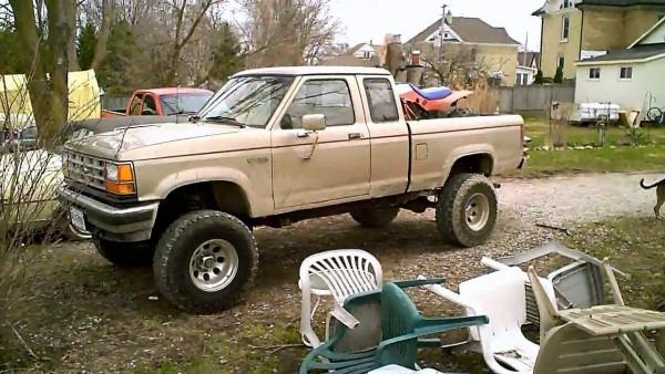 1989 Ford Ranger 4x4 Pre Safety Check