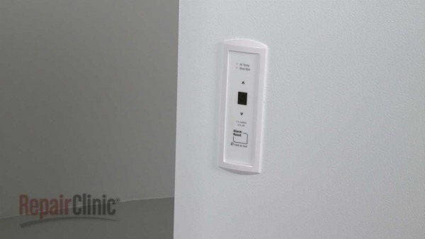 Frigidaire Upright Freezer Control & Display Board  297370600