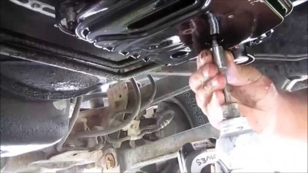 Diy 1998 Dodge Ram 2500 Transmission Filter Replace