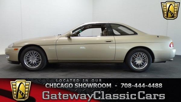 1992 Lexus Sc400 Gateway Classic Cars  1194