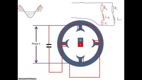 Starting A Single Phase Ac Motor