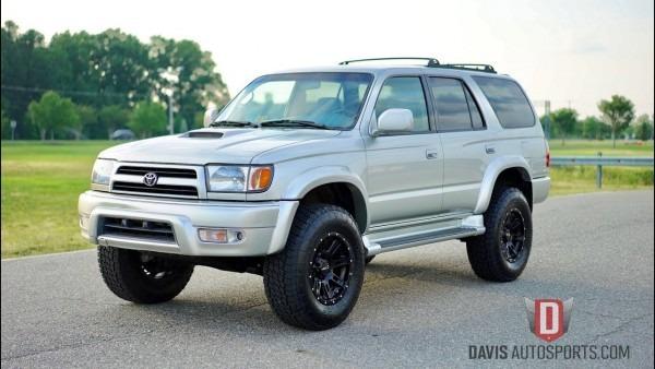 Davis Autosports Toyota 4runner Sport   All New Parts   Lifted