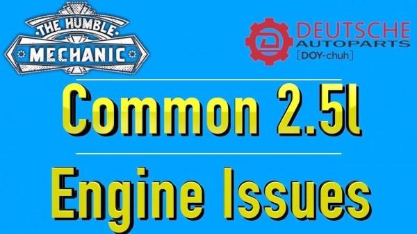 Common Vw 2 5l Jetta Problems