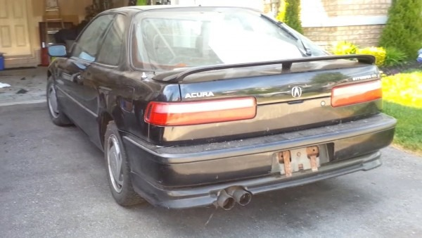 For Sale 1991 Acura Integra Gs Automatic
