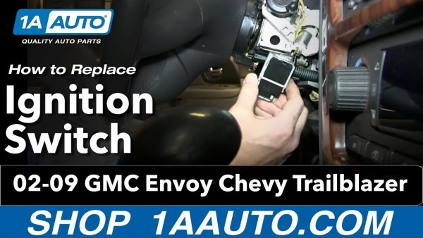 How To Install Replace Ignition Switch 2002