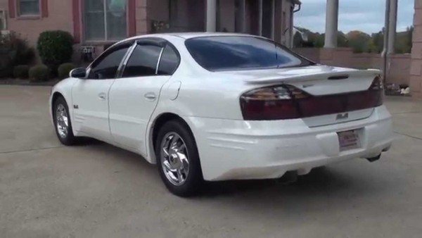 Hd Video 2001 Pontiac Bonneville Sle 3800 V6 For Sale See Www