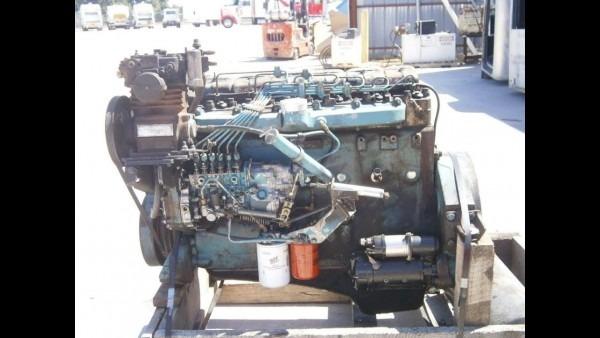 1992 International Dt466 Engine