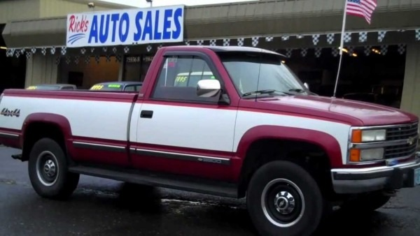 1991 Chevy 2500 Sold!!