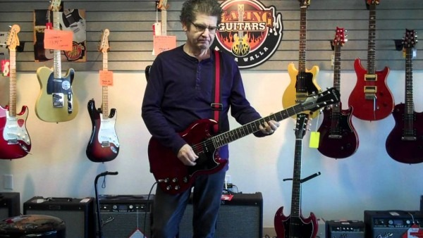Blazing Guitars Epiphone Sg Vs Gibson Sg