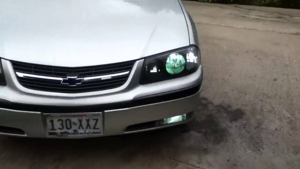 2001 Impala Ls Walk Around 2