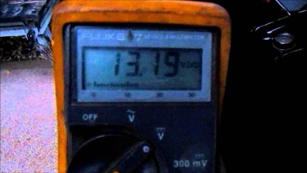 1968 Chevrolet Chevy 2 Nova Voltage Regulator Adjustment July 2014