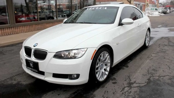 2007 Bmw 328i Coupe Specs