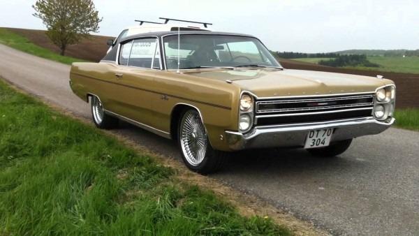 1968 Plymouth Sport Fury Mov