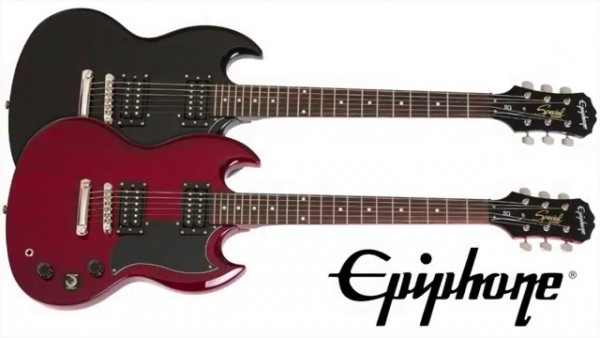 The Epiphone Sg Special