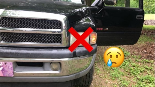 1997 Dodge Ram 1500 Headlights Not Working