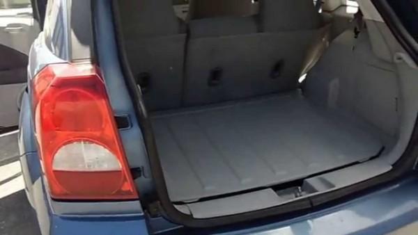 2007 Dodge Caliber Sxt Interior