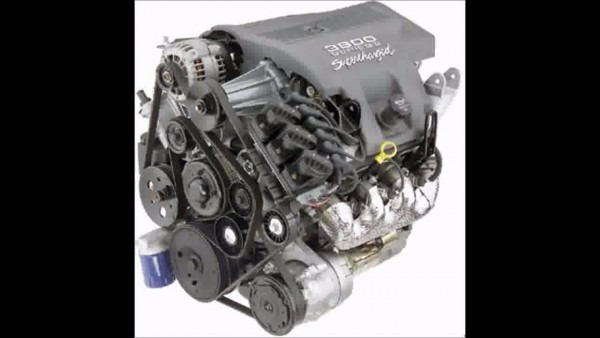 10 Hours   3800 Series Ii Supercharged S1x Cammed Lopey Idle L67