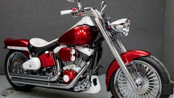 2000 Harley Davidson Flstci Heritage Softail Classic