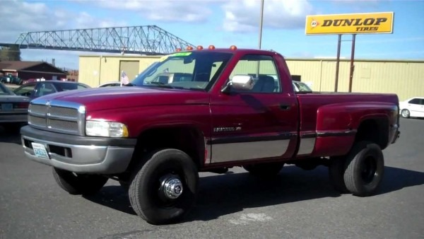 1995 Dodge 3500 1 Ton Dually 4x4 Sold!!!
