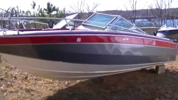 1983 Chris Craft Scorpion Wmv