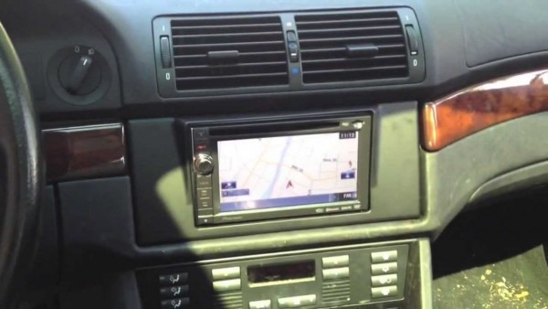 How To Change The Radio On A Bmw 5 Series 1997