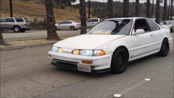 1991 Acura Integra Gs  Da9  Project