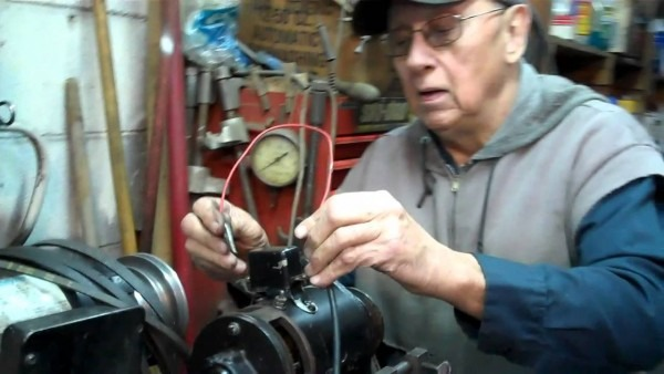 Setting Polarity And Adjusting Output Of 1952 Auto Lite 6 Volt