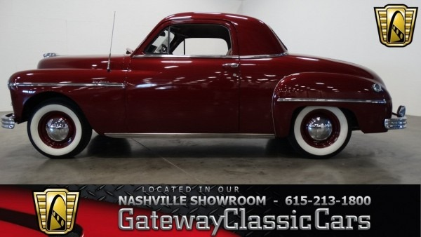 1949 Plymouth Business Coupe,gateway Classic Cars
