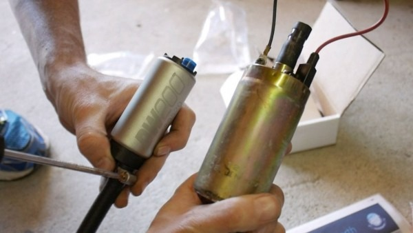 Charlie 001  How To Replace A Fuel Pump