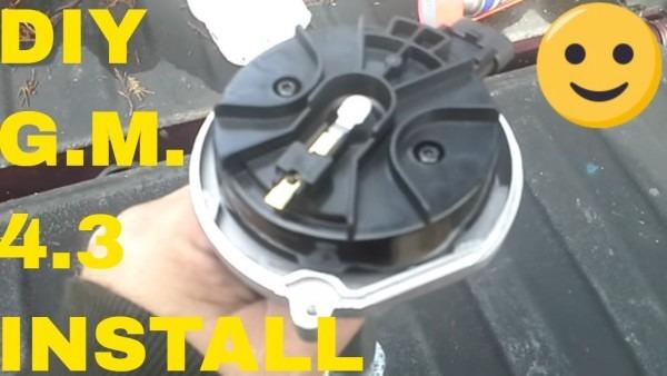 Chevrolet 4 3 Distributor Install Tips