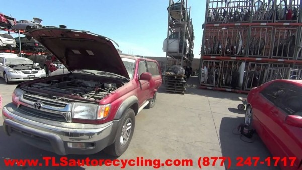 2002 Toyota 4runner Parts For Sale
