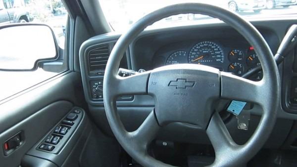 2006 Chevrolet Silverado, Red