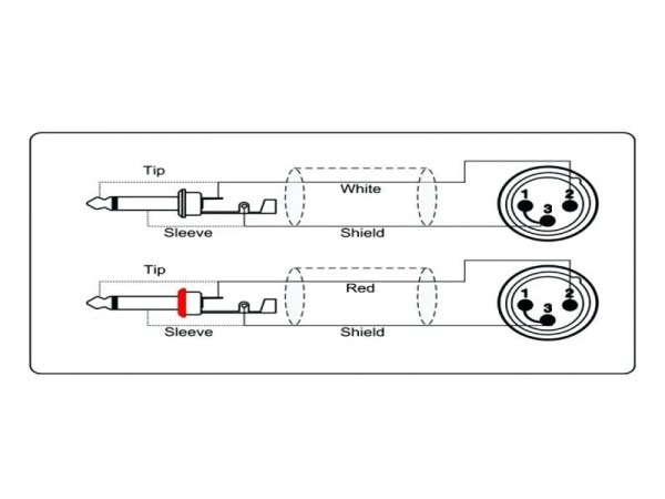 Xlr Microphone Cable Wiring Diagram Free Picture