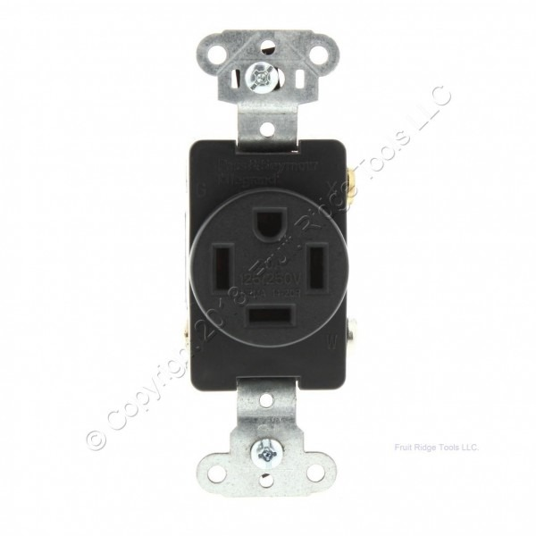 P&s Straight Blade Receptacle Outlet Nema 14
